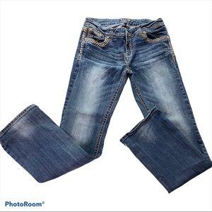 SHYANNE Shy Stretch Bootcut Jeans 31R